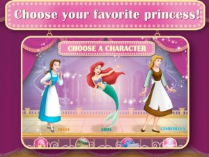 Disney Princess Story Theater Choose Your Princess