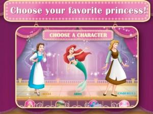 Disney Princess Story Theater Choose Your Princess
