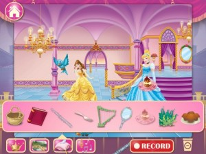 Disney Princess Story Theater Free Play