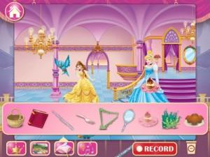 Disney Princess Story Theater Free Play