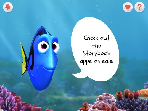 Finding-Nemo-app-sale