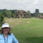 Angkor Wat Temple, Siem Reap Cambodia
