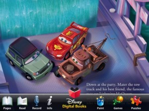Cars 2 Storybook Deluxe 3