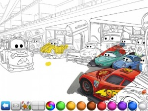 Cars 2 Storybook Deluxe 4
