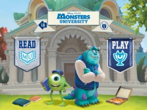 Monsters University 3