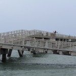 Fishing pier at Jetty Park