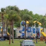 Playground at Jetty Park