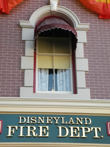 Light in Walt's Window