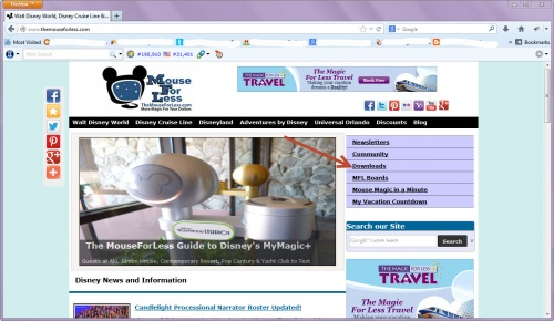 MFL Home Page