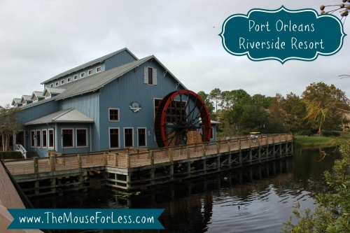 Port Orleans Riverside Resort