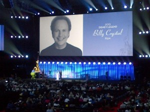 Billy Crystal  5th #D23Expo