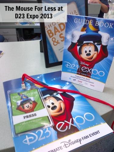 D23 Expo Media