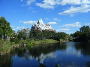 Expedition Everest - Legend of the Forbidden Mountain