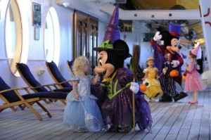 Halloween Fun on DCL