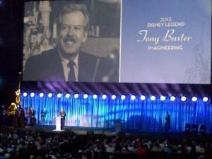Tony Baxter 1st #D23Expo