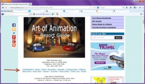 Disney's Art of Animation Guide