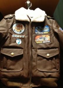 Fabulous Planes Bomber jacket