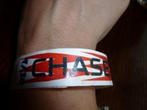 Chase Wristband 1