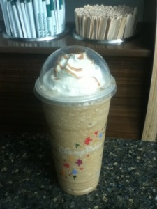 Disney Parks Starbucks