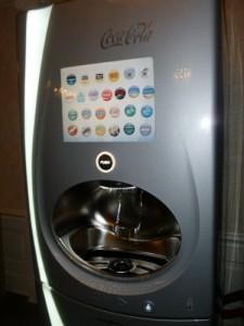 Free Style Coke Machine 2