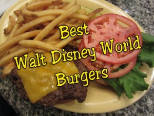 Best WDW Burgers