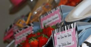 Minnie_party_food