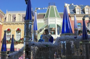 Parade on Main Street
