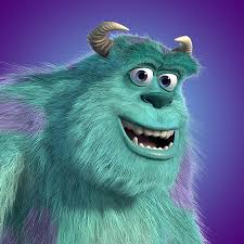 photo of Sully from Monsters, Inc. courtesy of Disney