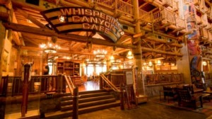 photo of the outside of the Whispering Canyon Cafe. Photo courtesy of Disney.