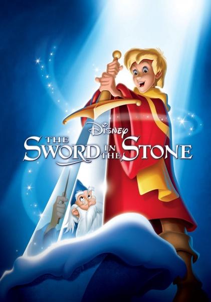 DVD cover Copyright Disney