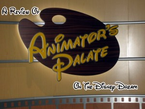 A Review of Animators Palate