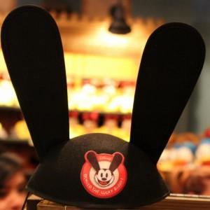 Oswald the Lucky Rabbit Ears