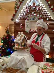 Pastry Chef at Grand Floridian Resort