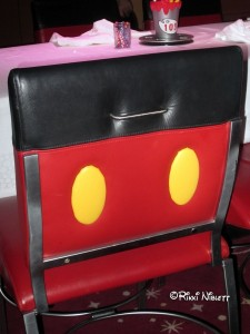Mickey Chair