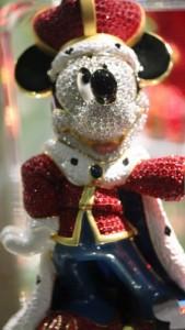 Mickey Ornament