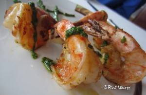 Palo Grilled Shrimp