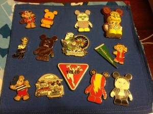 Pin Trading for Boys