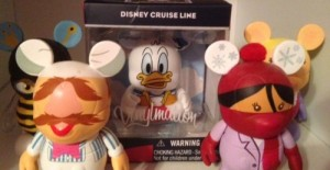 Some of the current Vinylmation collection