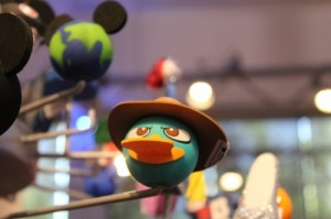 Fun antenna toppers (which double as pencil toppers if you don't have an antenna)