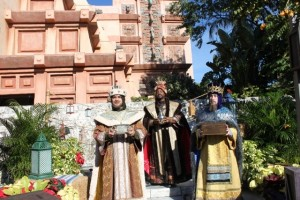 The Three Kings - Mexican Pavilion