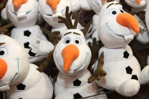 Plush Olaf