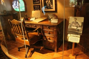 Walt Disney's Studio Desk