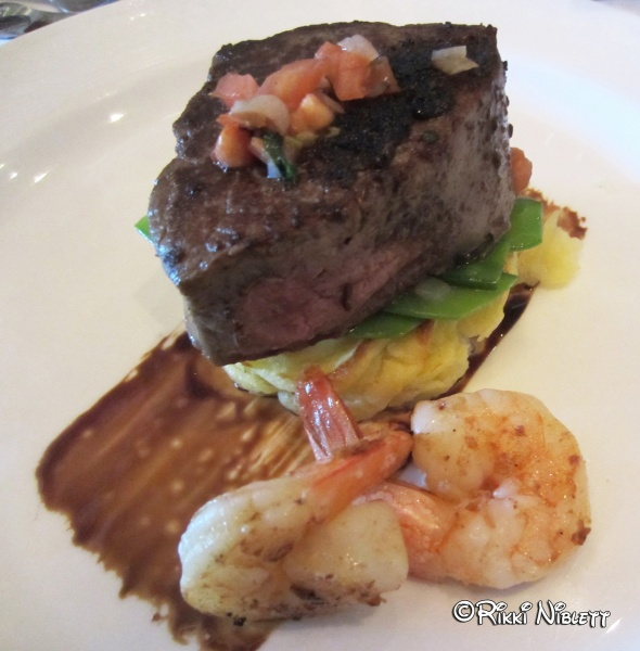 Beef Tenderloin at Royal Palace