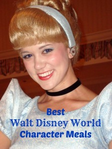 Best Walt Disney World Character Meals