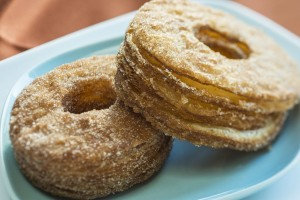 Croissant Doughnuts
