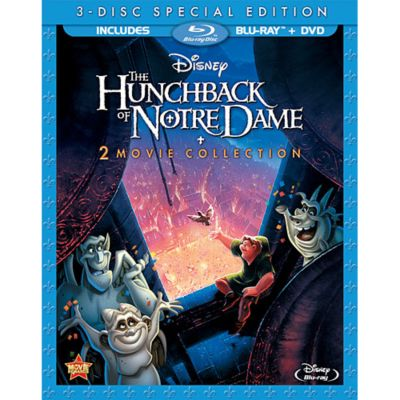 a criticism of the film the hunchback of notre dame Essays and criticism on victor hugo's the hunchback of notre dame - critical evaluation.