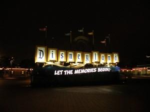 Let the Memories Begin 2011