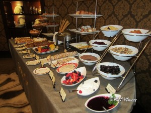 Palo Brunch Buffet Breakfast Items