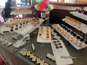 Palo Brunch Buffet Dessert Items