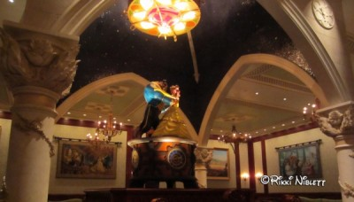 Belle and Beast Music Box